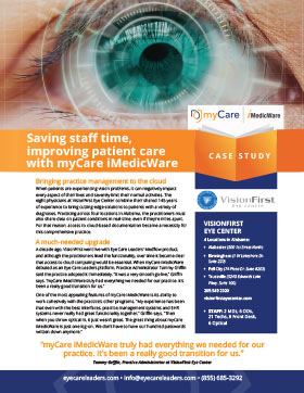Visions First Case Study