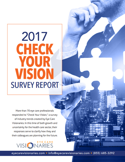 Whitepaper Vision Survey Report